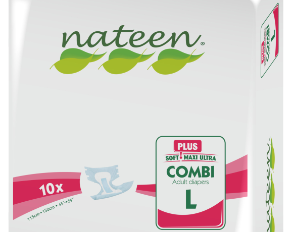 Combi Plus – plienky inkontinenčné