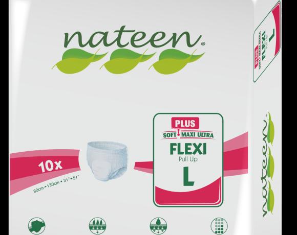 Flexi – fixačné plienkové nohavičky